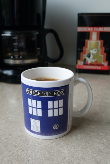 Me love doctor who