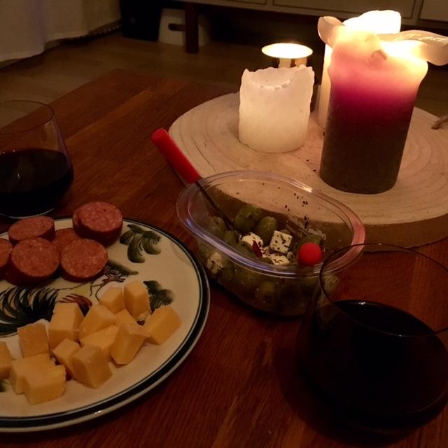 late night wine
